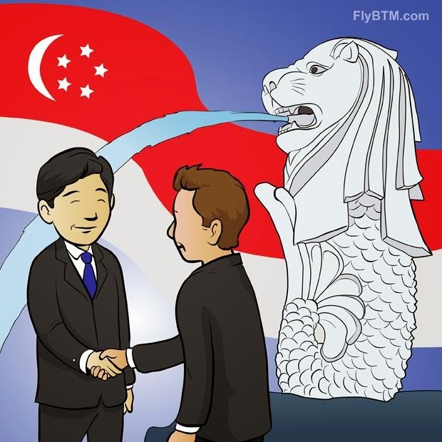Singapore Business Culture