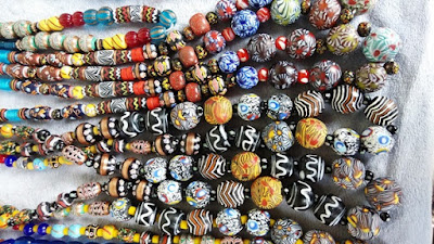 Ceramic Beads at BIBCo Kuching