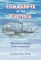 COMMANDER of the KARTERIA