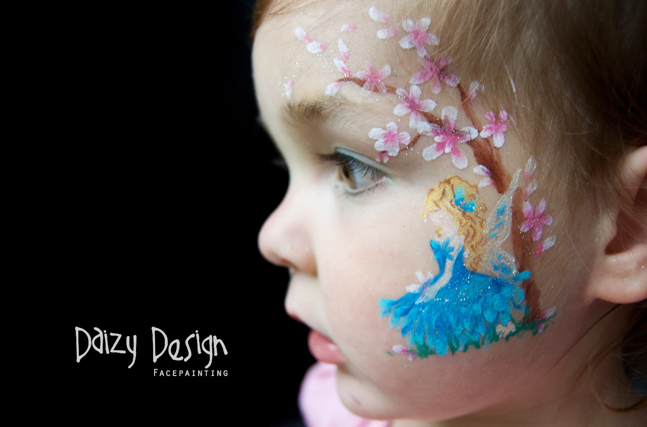Nz work at home parent 39 s showcase new member added for Face painting business