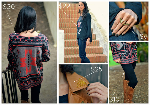 Mommy Testers, Fall fashion for under $100, get the look, look for less, 2103 fashion trends, searsStyle #ThisisStyle #shop #cbias