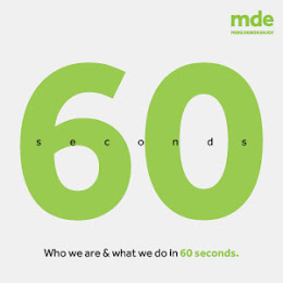 MDE in 60 seconds