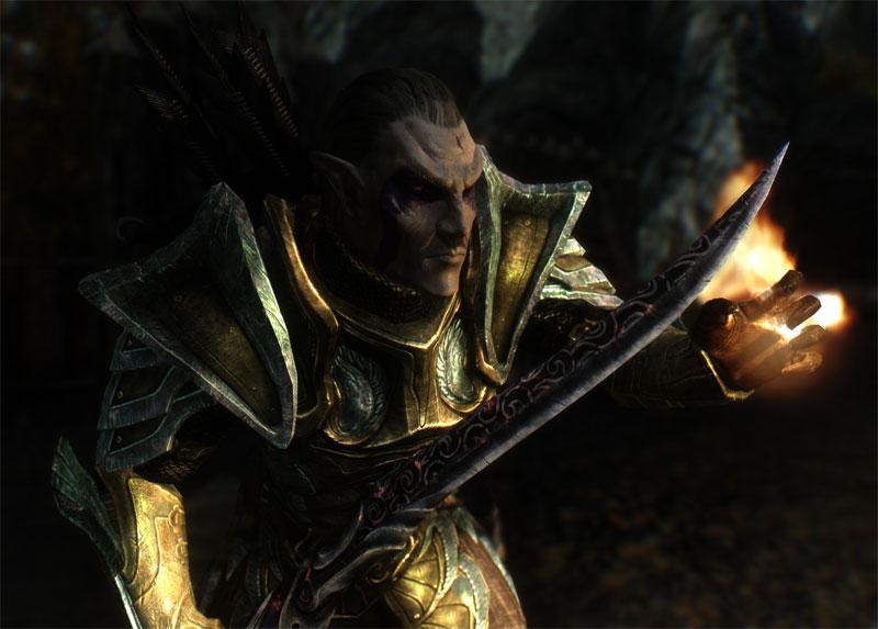 how to get better destruction spells in skyrim