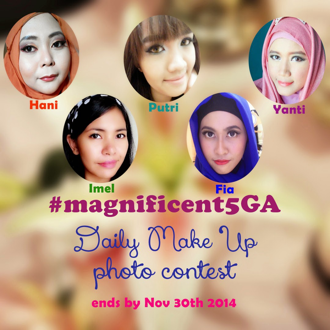 #Magnificent5GA