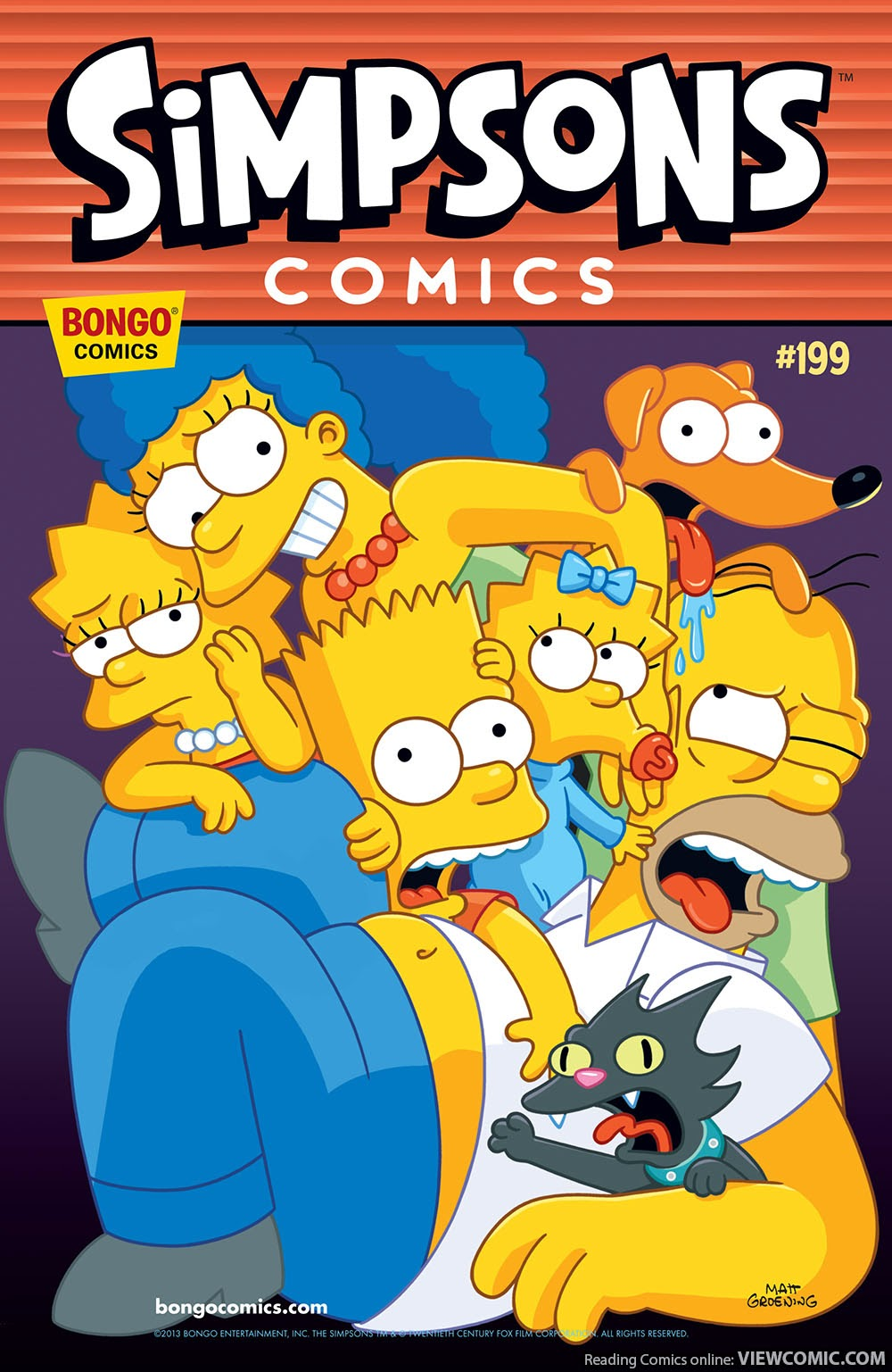 Uncategorized Simpsons Online simpsons comics viewcomic reading online for free 199 2013