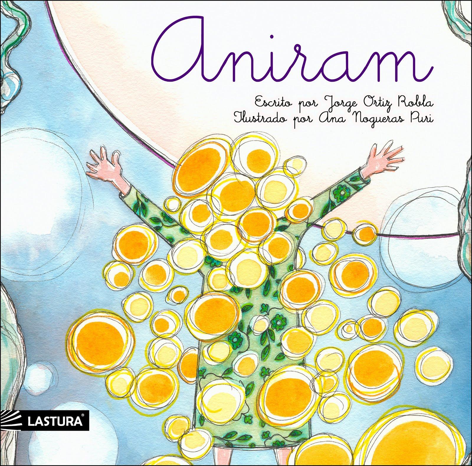 ANIRAM, Un cuento para Marina Fenor (Pincha y cómpra)