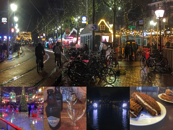 Twee dagen Amsterdam - 6 & 7 december | Plog