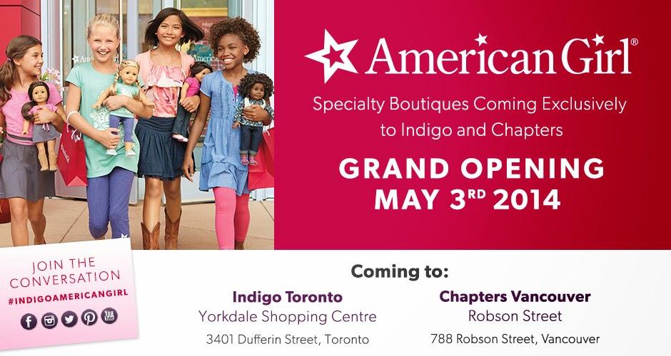 Buy American Girl Dolls in Canada