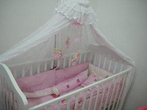 newborn checklist : Persediaan sambut bb farrah