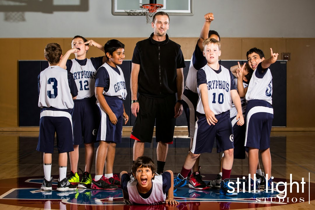 Crystal Springs Uplands Boys Basketball by Still Light Studios, sport photography in bay area
