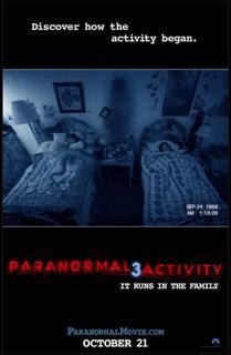 Actividad Paranormal 3 - Latino