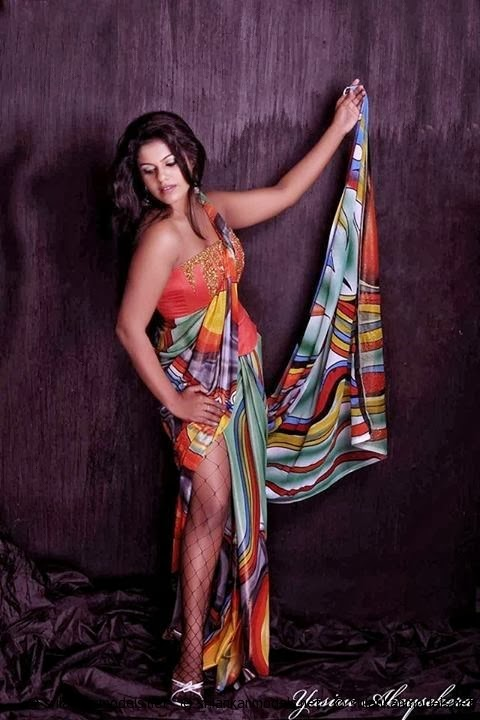 Sri Lankan Model Nathasha Natha