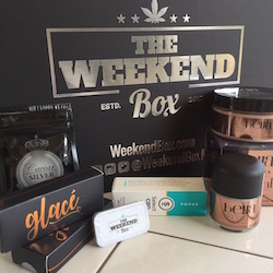 The Weekend Box CBD January 2018