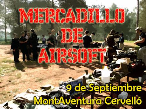Mercadillo  de Airsoft 2012