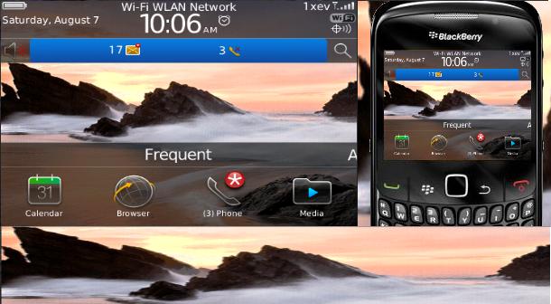Cara Mengganti Casing Blackberry Gemini Curve 8520