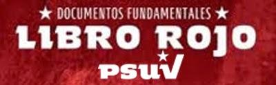 Descarga el Libro Rojo del PSUV