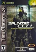 Splinter Cell Original Xbox