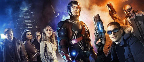 Legends of Tomorrow First Look Trailer and Images