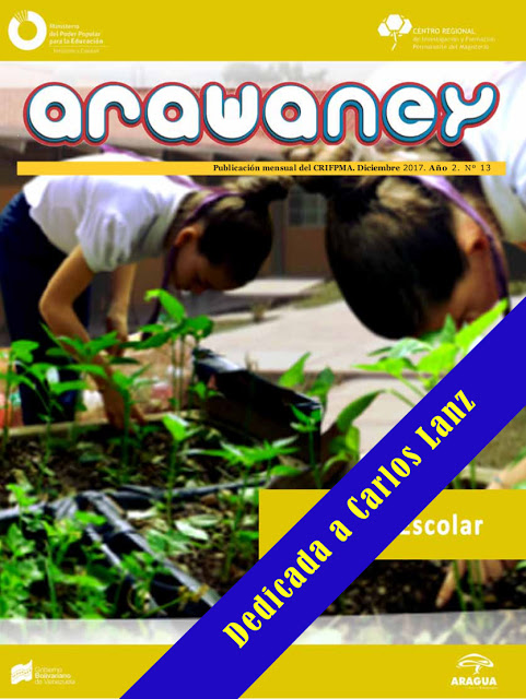 Revista ARAWANEY N° 13