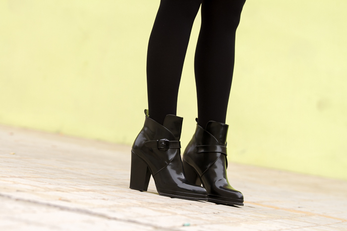 Zara Ankle booties Shoeaholic