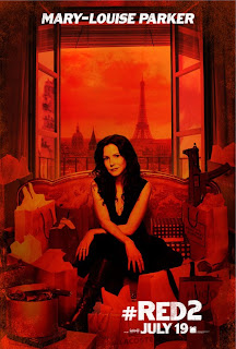 Mary Louise Parker RED 2 Poster