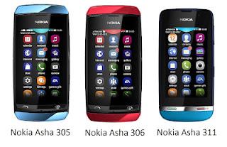 Harga Nokia Asha Terbaru Edisi September