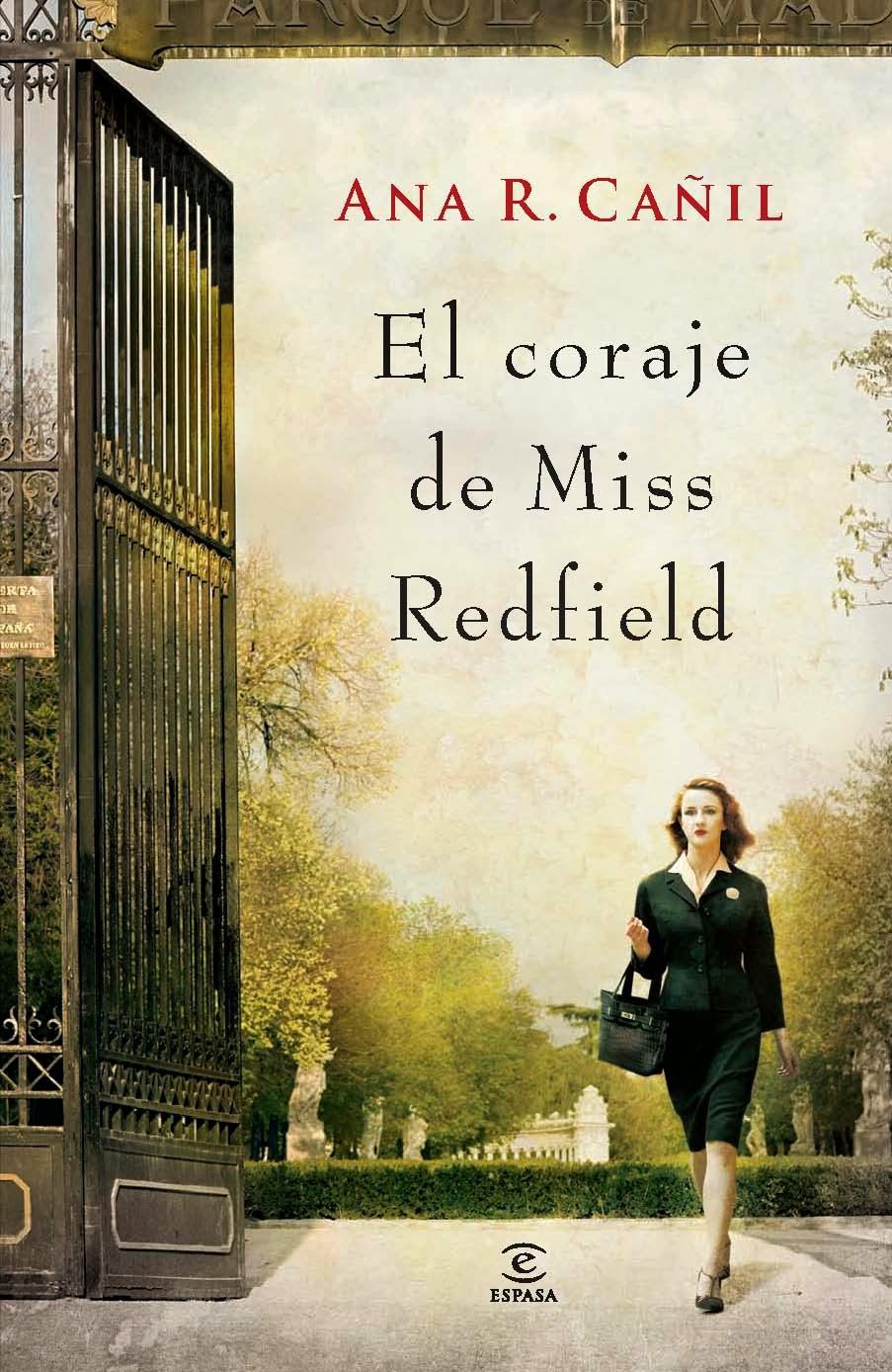 El coraje de Miss Redfield - Ana R. Cañil (2012)
