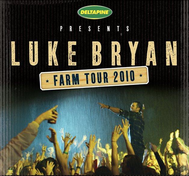 Luke Bryan Farm Tour Macon