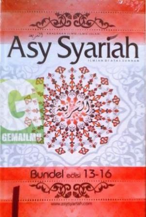 Bundel Majalah Asy-Syariah Edisi 13-16