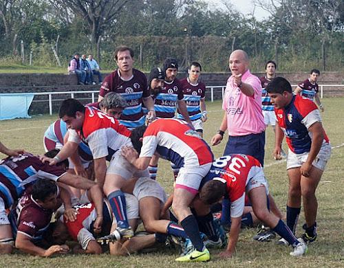 Matthew Shales, el árbitro inglés de intercambio en Tucumán