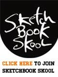 Sign up now for Sketchbook Skool!