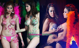 """foto-body-painting-indonesia"""