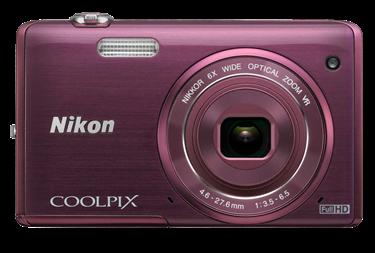 Nikon Coolpix S5200 Camera User's Manual