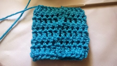 Manga al crochet