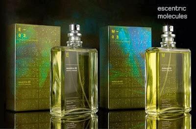 perfumes Escentric 03 e Molecule 03 precio comprar