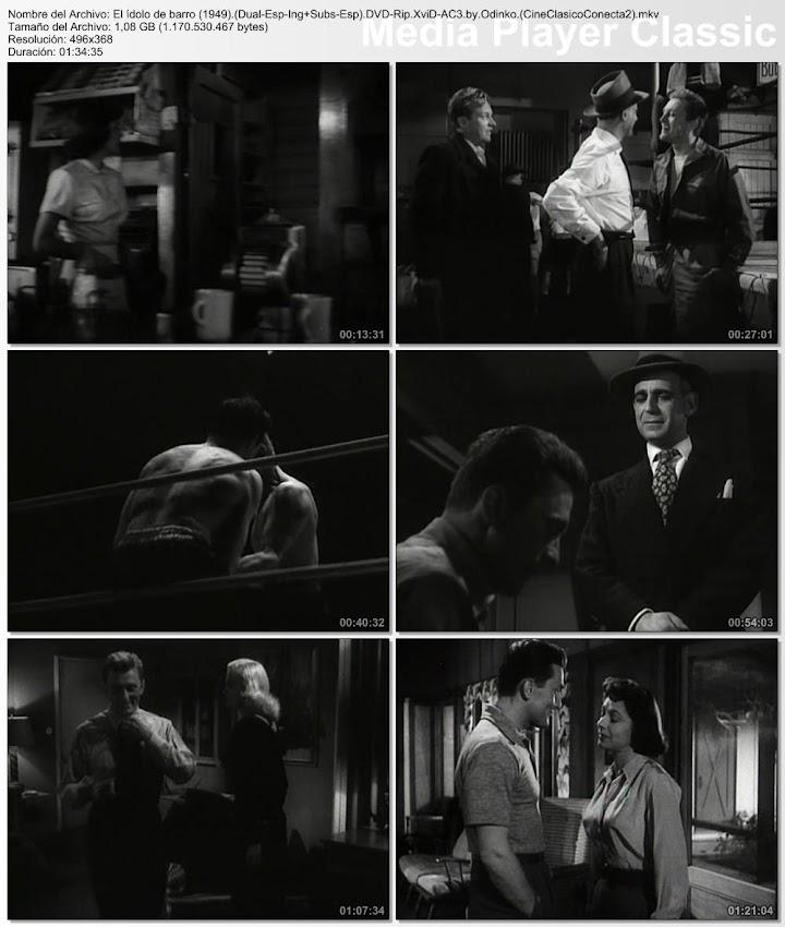 Imagenes de la película:El ídolo de barro | 1949 | Champion
