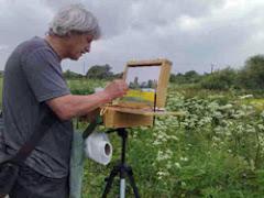 Video - John painting