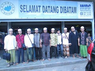 Pondok Pesantren Panyepen Kirim Dai Ke Pelosok Nusantara Untuk Dakwahkan Islam Ahlus Sunnah wal Jamaah