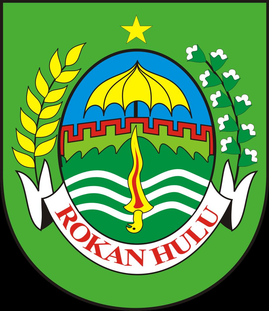 Logo Kabupaten Rokan Hulu Ardi La Madi S Blog