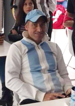 """ITF SENIORS GRADO """"A""""- PERU - SIGUE GARGIULO Y LOS DOBLES"""