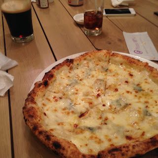 vietnam, otcb on tour, food, pizza, cheese
