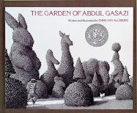 bookcover of GARDEN OF ABDUL GASAZI by Van Allsburg