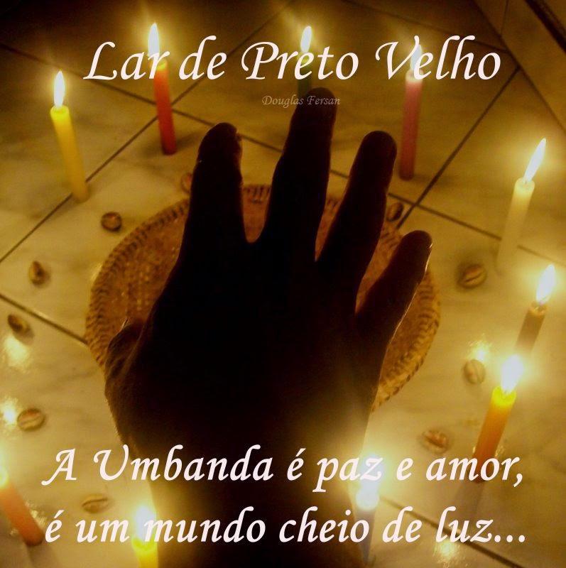 Muitas vezes Umbanda em debate: A Umbanda é paz e amor - por Luís Felipe  AK97