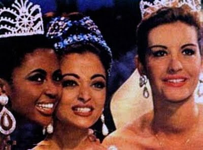aishwarya rai miss world photos with runners up