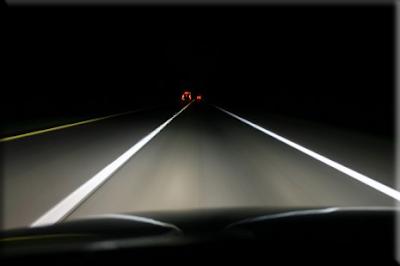 bahaya memandu malam, faktor-faktor yang menyebabkan pemanduan diwaktu malam adalah bahaya