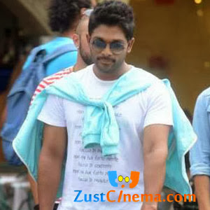 Allu Arjun Race Gurram shoot in Hyd