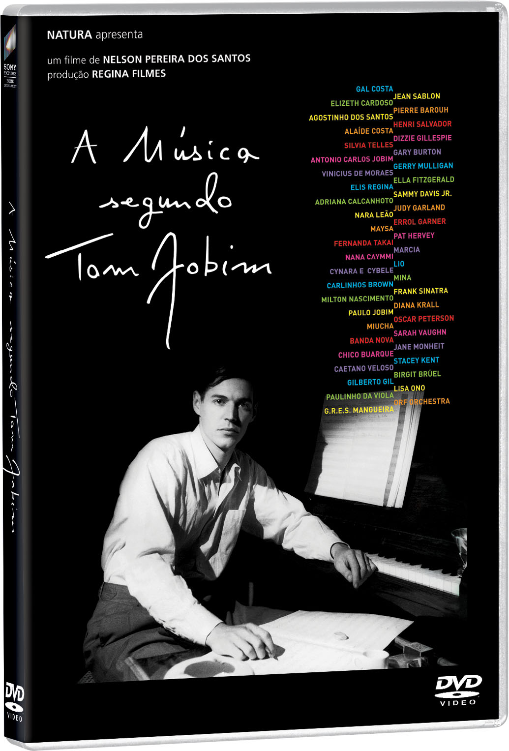 Download   A Música Segundo Tom Jobim DVDRip   Nacional