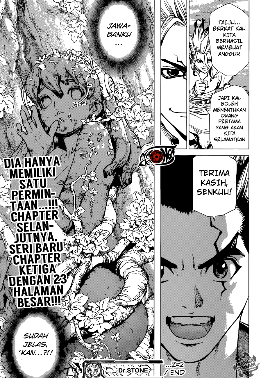 Dr. Stone Chapter 02-24