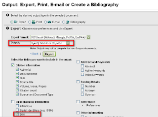 how to add doi in endnote