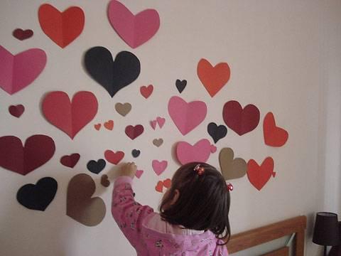 Decoraciones 14 de febrero for Decoracion san valentin pinterest